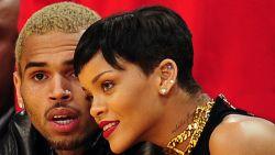 """Chris Brown nog steeds onder de indruk van Rihanna: """"Hij wil van haar zijn vrouw maken"""""""