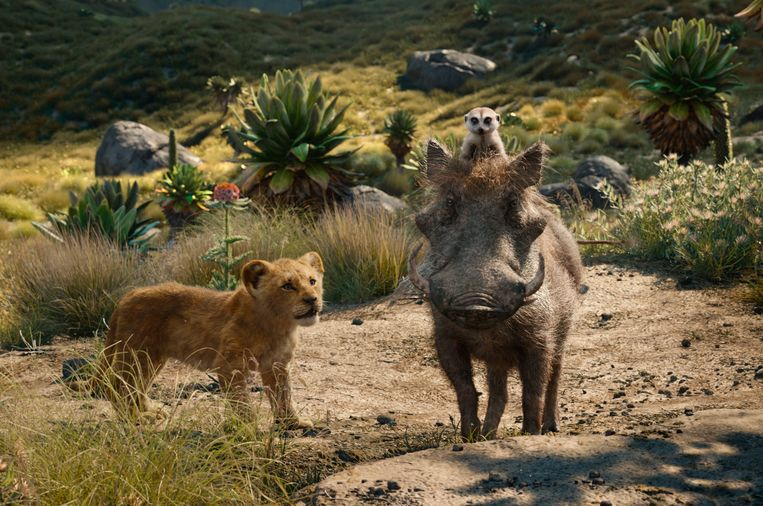 'The Lion King' werd, net als zijn tekenfilm-voorganger, gemaakt door Walt Disney Pictures.