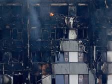 Britse regering: Nog 600 flatgebouwen met zelfde bekleding als Grenfell Tower