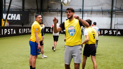 Antwerpse straatvoetbalploegen strijden om titel van 'ploeg van 't Stad'