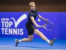 Van de Zandschulp naar NK tennis, Schoofs twijfelt nog