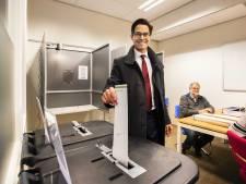 D66 en PVV winnen verkiezingen op Agnieten College Nieuwleusen