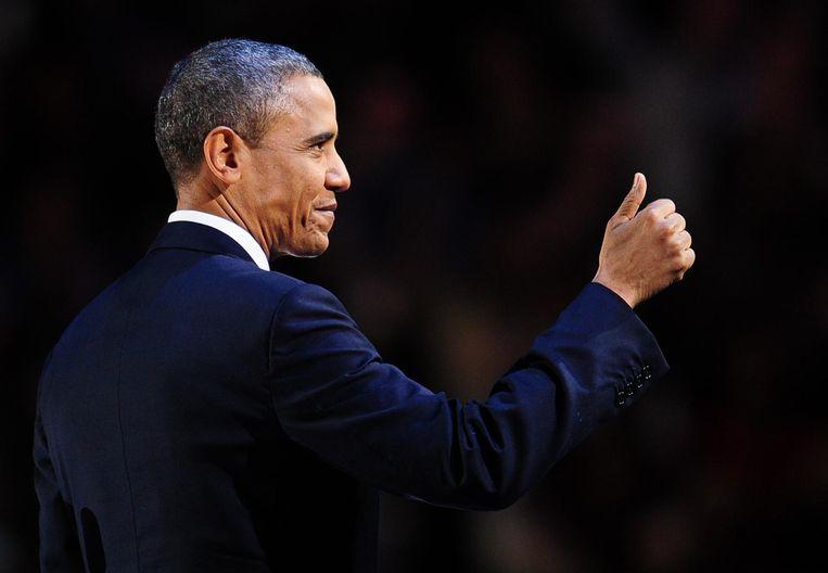 Barack Obama Beeld anp