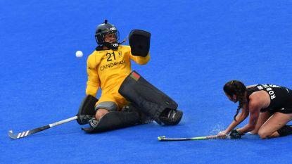 Red Panthers strijdend onderuit tegen Nieuw-Zeeland