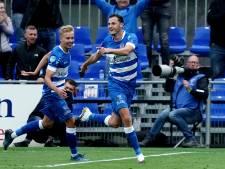 Vier thuiswedstrijden, drie keer doelpuntloos: kan PEC Zwolle tegen Utrecht wél een goal maken?
