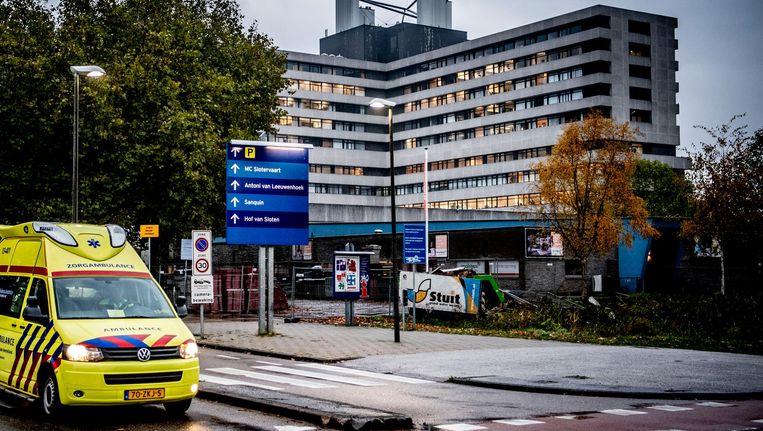 Krijgt MC Slotervaart een doorstart of wordt het ziekenhuis ontmanteld? Beeld anp
