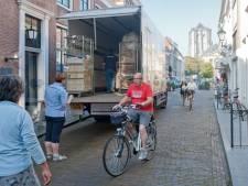 Foutparkeerders in Zierikzee zijn gewaarschuwd: boete als de ambulance of brandweerwagen er niet door kan
