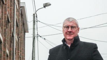 Mesen slaat twee vliegen in een klap: nieuwe verlichting en nieuwe voetpaden