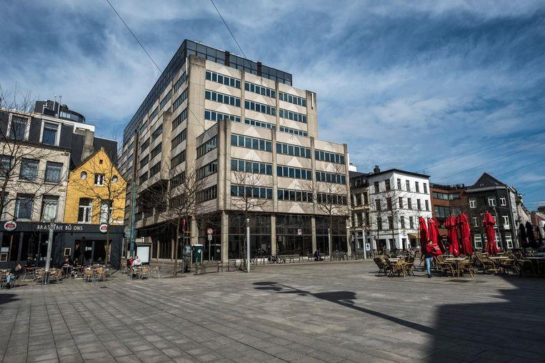 The Beacon in Antwerpen.