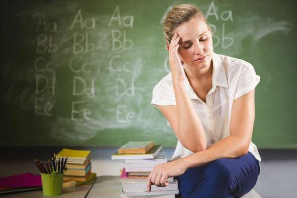 Werkonzekerheid doet het aantal jonge leraren stokken.