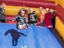 Koningsdag bij sporthal De Els in Haaksbergen een groot succes