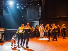 Grote oefening met politiehonden in 013: 'Na zo'n actie is het dier volledig kapot'