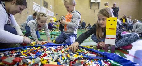Legofestijn in Manderveen
