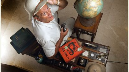 """De hobby van Jacques Vermeire: """"Ik kijk liever naar m'n filmaffiches dan naar het geld op m'n bankrekening"""""""