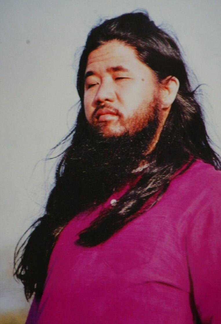 Chizuo Matsumoto, beter bekend als Shoko Asahara, was de eerste van dertien personen die zullen worden opgehangen om de aanval.