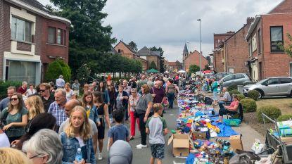 Rommelmarkt ten voordele van kinderfoor