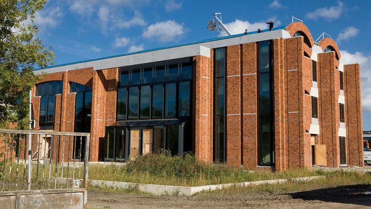 Het voormalige Scheringa Museum in Opmeer Beeld ANP