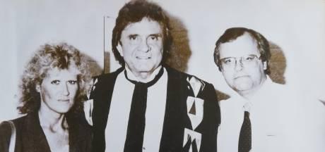Hoe countrylegende Johnny Cash in 1990 naar een Alphense sporthal kwam