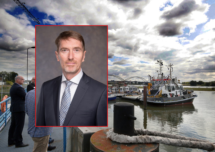 Marc van Heyningen is de nieuwe Chief Operations Officer bij de Damen Shipyards Group.