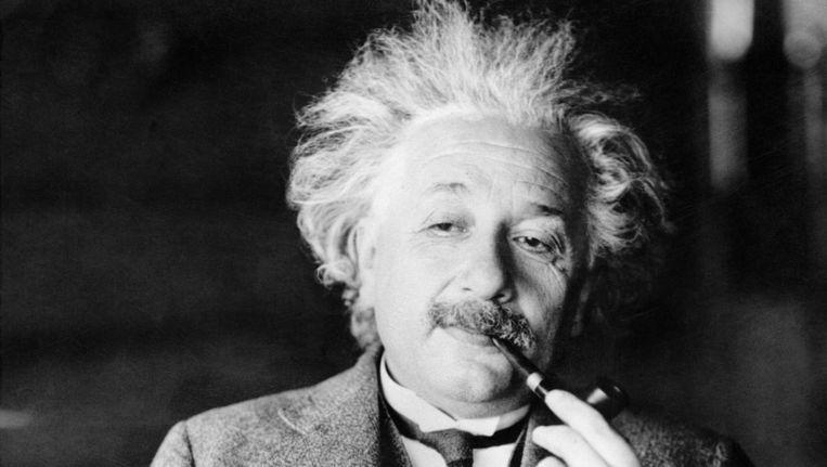 Albert Einstein Beeld AP