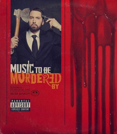 Eminem surprend avec un nouvel album et s'élève contre les armes à feu