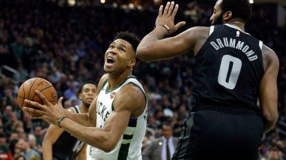 VIDEO. Milwaukee, Boston en Houston lopen uit in play-offs van NBA