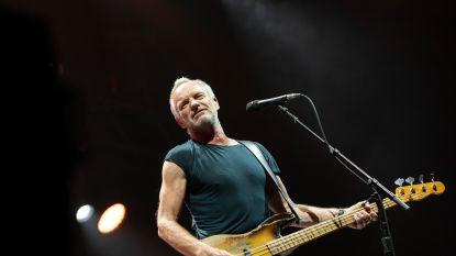 Eindelijk geld voor terugbetaling Sting-tickets van vorige zomer