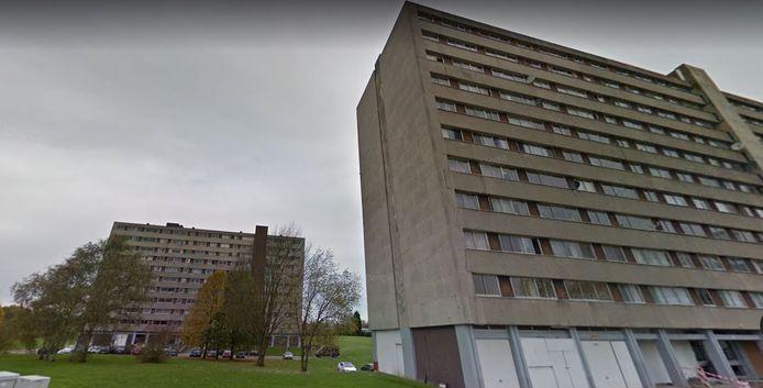 Cité Parc à Marcinelle (Charleroi)