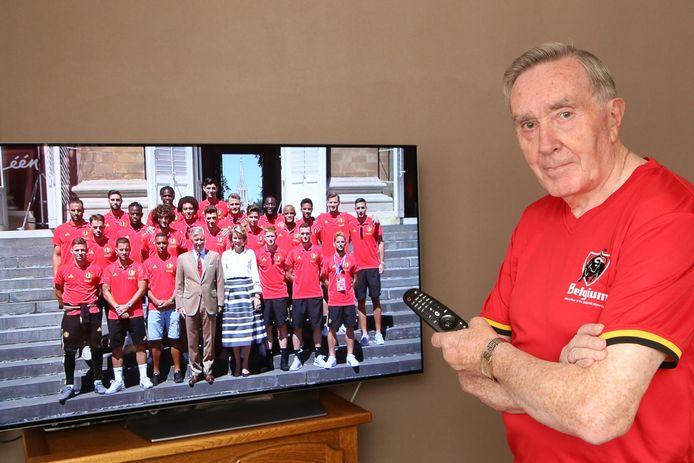 Willy Mertens krijgt zijn tv niet terugbetaald van Krëfel.