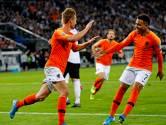 De mooiste foto's van de wedstrijd tussen Duitsland en Nederland