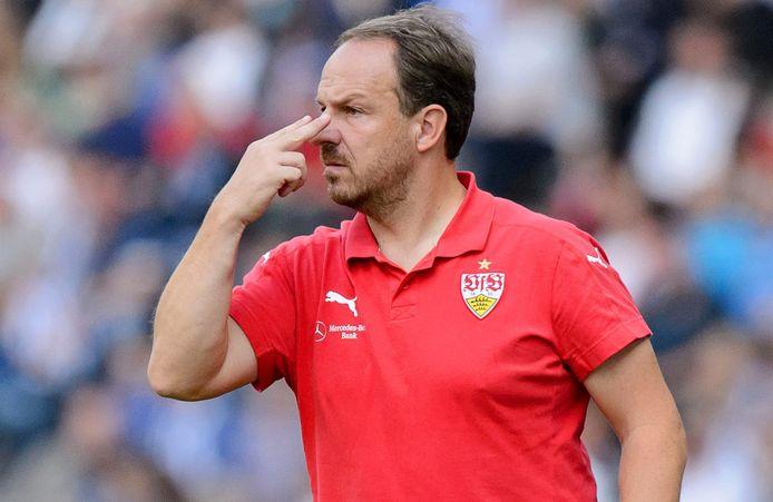 Beoogd Twente-coach Alexander Zorniger.