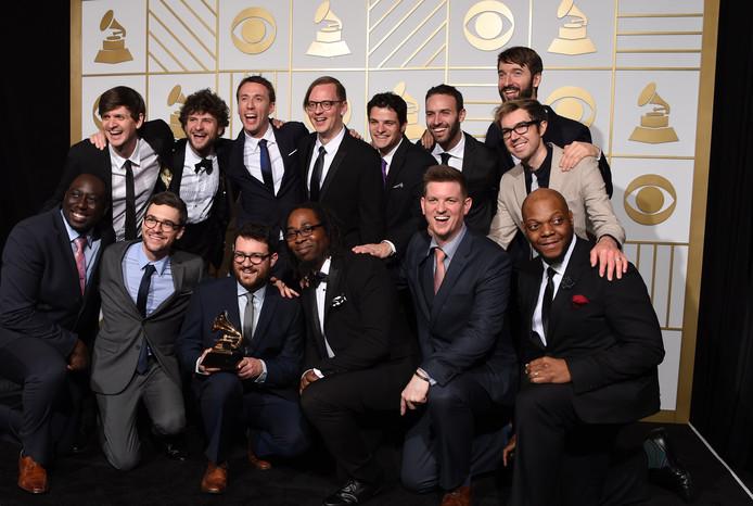 Snarky Puppy (foto) won vorig jaar samen met het Metropole Orkest een Grammy Award voor het album Sylva.