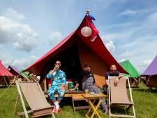 Luxe op Lowlands: 'Een ontbijt op bed bij je tent, met een gebakken eitje en een croissant. Te gek toch?'