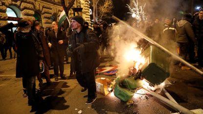 Aanname 'slavenwet' lokt protesten uit in Hongarije