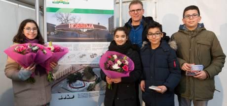 Nieuw kunstwerk Hobbemaplein staat voor eenheid en oneindigheid
