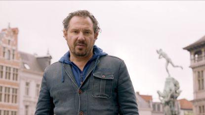 """Axel Daeseleire relativeert zichzelf: """"Ik ben een verdienstelijk acteur, maar geen Jan Decleir"""""""