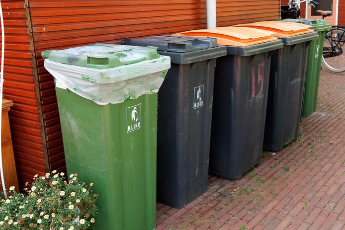 De afvalrekening gaat volgend jaar omhoog in Deventer.