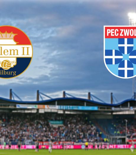 Houdt Willem II imposante reeks in stand tegen PEC?