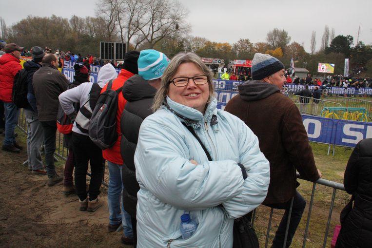 Kathy Vande Vyvere uit Tielt.
