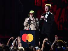 Lewis Capaldi en Billie Eilish winnen Brit Awards