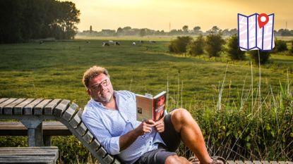 De warmste vakantieplek van Vlaanderen, met toeristisch diensthoofd Peter Demarée: Eindsdijk, waar je de natuur nog door de stilte hoort