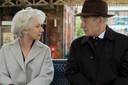 The Good Liar met Helen Mirren en Ian McKellen