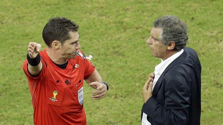 Griekse bondscoach kan straf FIFA verwachten   De Volkskrant