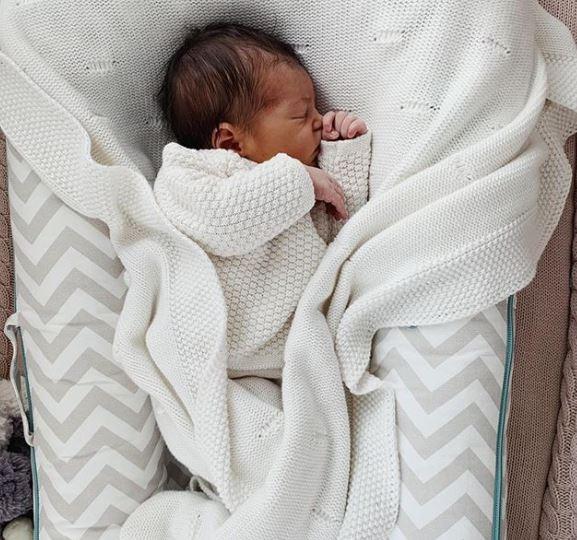 Lío kwam op 9 juni ter wereld.