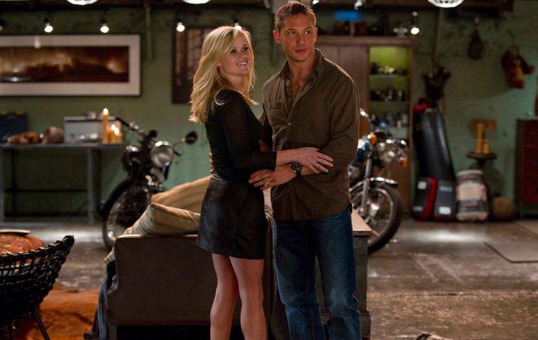 Reese Witherspoon en Tom Hardy in This Means War van regisseur McG. Beeld