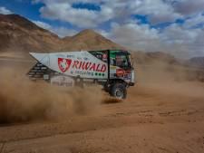 Monteur uit Olst breekt ruggenwervel tijdens Dakar Rally