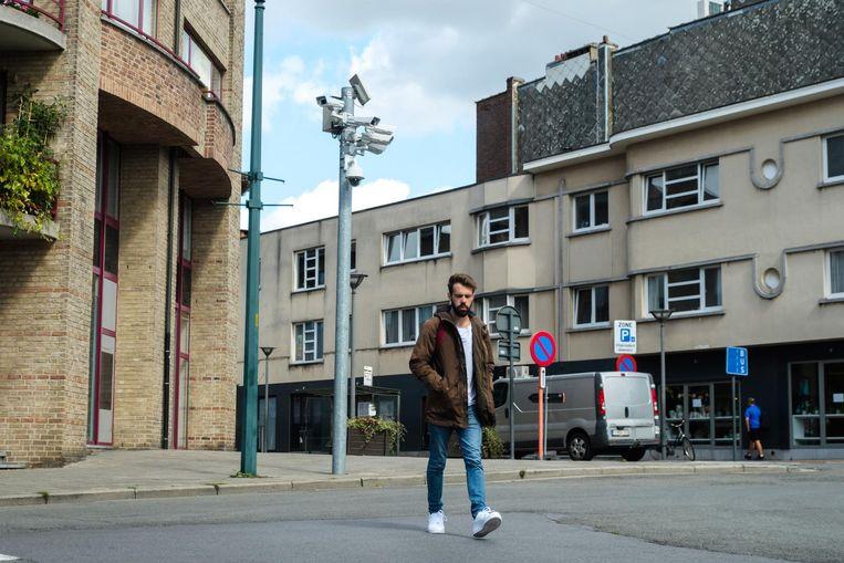 Bewakingscamera's genoeg op en rond de Grote Markt van Boom, maar toch voelt slechts 1 op de 3 inwoners zich er veilig.
