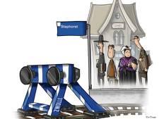 'Zwolle moet Staphorst helpen met stationsplan'