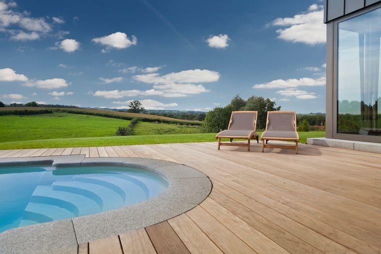 Luxe villa voor 10 personen in het Land van Herve.