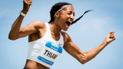 "Nafi Thiam op schema om Europees record te verbeteren: ""Alles ging perfect"""